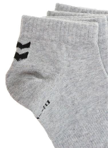 Hummel Spor Çorap|2'li Çorap Gri